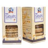 Sablés Vanille - Pavot 150g