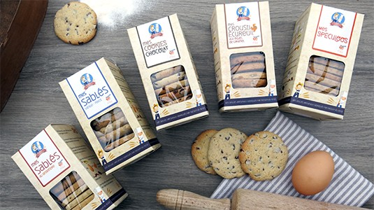 Gamme Biscuits
